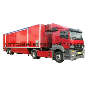 UV Resistant FRP Dry Cargo Truck Body pictures & photos