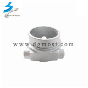 High Quality Stainless Steel CNC Machining Valve Parts pictures & photos