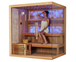 Monalisa Newest Style Home Using Sauna Room (M-6048) pictures & photos