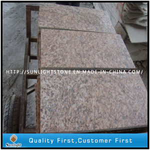 Cheapest Flamed Tiger Skin Yellow Granite Outdoor Paving Stone Tiles pictures & photos