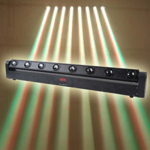 LED 8PCS 10W Bar Beam Moving Head DJ/Club Light pictures & photos