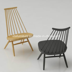 Modern Solid Ash Wood Artek Mademoiselle Lounge Chair pictures & photos