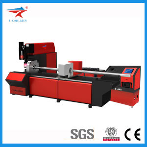 YAG Laser Metal Cutting Machine for Pipe Cutting pictures & photos