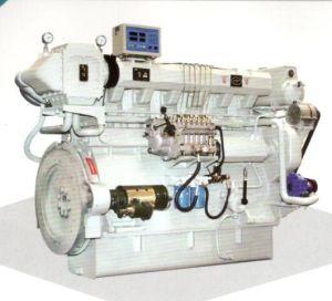 Zichai Z6170 Marine Diesel Engine for Sale 200kw~450kw pictures & photos