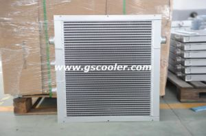 Aluminium Plate Fin Heat Exchanger for Compressor pictures & photos