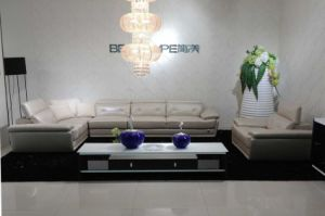 Leisure Sofa, Leather Sofa, Modern Sofa, 1+3+Chaise