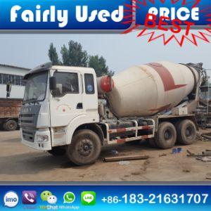 Used 8-12cbm Sany Mixer Truck of Sany Mixer Truck