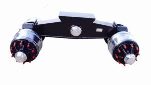China Supplier Trailer Part Rigid Suspension pictures & photos