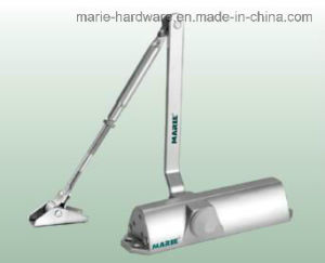 Residential Fireproof CE Standard Automatic Adjustable Positioning Hydraulic Door Closer/Shutter
