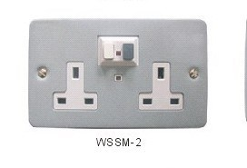 RCD Protected Safety Socket (WSSM -2)