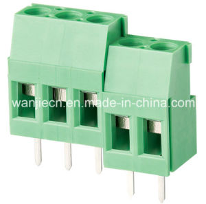 Best Selling PCB Screw Terminal Block (WJ129-5.0/5.08/7.5/7.62mm) pictures & photos