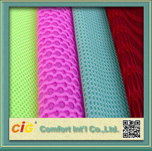 Air Mesh Fabric with Big Hole pictures & photos