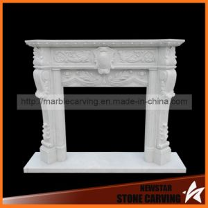 White Fireplace Mantel in 160 X 120cm pictures & photos