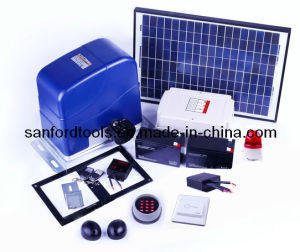 China Motor Of Solar Gate Opener With Ce Approved Dsr