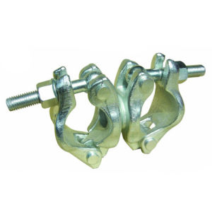 Drop Fored Scaffolding Swivel Clamp American Type for Pipe Connecting pictures & photos