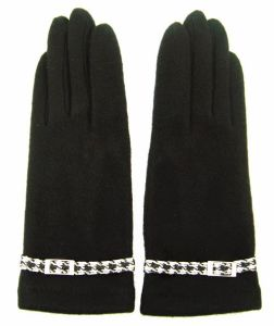Lady Fashion Wool Gloves (JYG-25053) pictures & photos