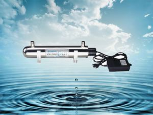 Ultaviolet Water Sterilizer UV RO System Kk-UV-16W pictures & photos