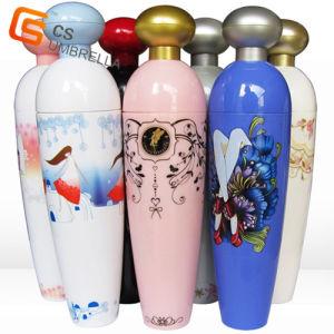 """I9""""*6k, Three Fold ABS Bottle Umbrellas (YS-5FB009A)"""