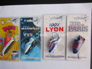 Promotional Car Air Freshener, Car Decoration (JSD-C0065) pictures & photos