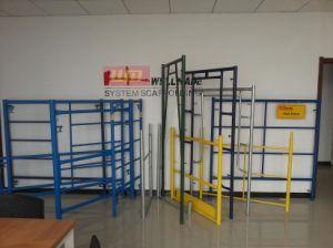 5′ Canada Lock Mason Scaffolding Box Frame pictures & photos