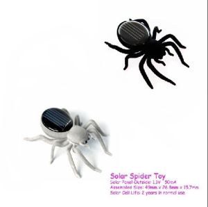New Design Plastic Solar Spider Toy pictures & photos
