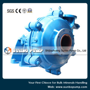 Wear Resistant Metal Lined Centrifugal Slurry Pump pictures & photos