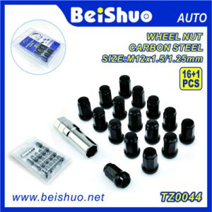 16+1 PCS Wheel Lock Nut Set for Automobile Repacking pictures & photos