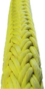 Hertz for Offshore Oil Platform Mooring Rope