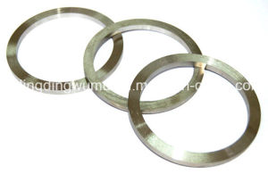 Copper Tungsten Ring Electrode for EDM pictures & photos