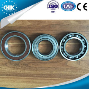 High Precision Thin Wall Deep Groove Ball Bearings 61806zz 61806 2RS Excavator Bearing pictures & photos