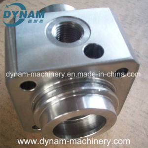 OEM Precision CNC Machining Alloy Steel Hot Die Forging Parts Valve Block pictures & photos