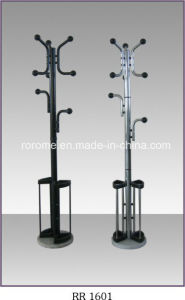 Prefect Manufacture Coat Stand with Marble Basement (RR-1601-P1G)