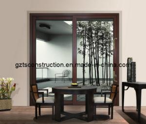 Sliding Door Aluminum Frame Glass Doors pictures & photos
