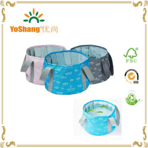 Travelling Fold-Able Bag Waterproof Easy Carrying Basin pictures & photos