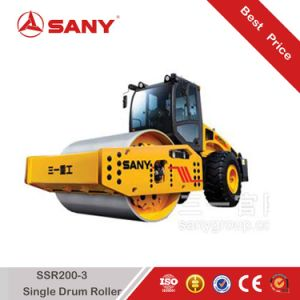Sany SSR200-3 20 Ton Single Drum Road Roller for Sale pictures & photos