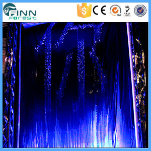 Logo Water Printer Decoration Waterfall Water Curtain for Sale pictures & photos