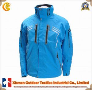 Newly Fashion Design Waterproof Complete Weather Ski Wear (SJK14)