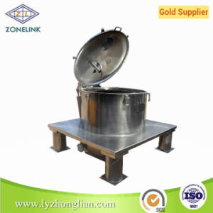 Psc800nc High Speed Solid-Liquid Separate Flat Sedimentation Centrifuge pictures & photos