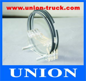 Isuzu Spare Parts 6bg1t Piston Ring with 3 Rings pictures & photos