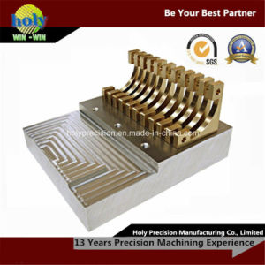 Precision Machining with Brass/Aluminium/Steel Material pictures & photos