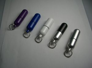1GB-32GB Pill USB Flash Drive Disk Balck/Blue/Red Color (OM-P108) pictures & photos
