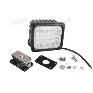 "5"" 48W 16X3w CREE LED Flood Work Light pictures & photos"