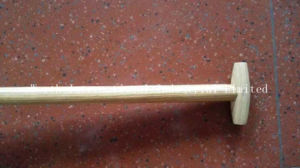 T Handle Wood Handle Shovel pictures & photos