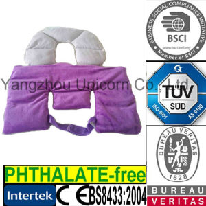 Lavender Wheat Neck Scarf Microwave Heated Bag