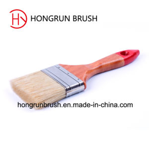 Wooden Handle Paint Brush (HYW0011) pictures & photos