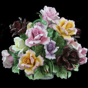 Flower Arrangement (YH1842-1 Size: 30x30x23.5cm)