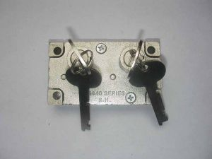 Safe Lock, Bank Safe Lock, Tow Head Safe Lock, Zb-208 pictures & photos