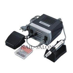 Electric Nail Art Salon Drill File Manicure Tool Pedicure Polish Machine Set Kit pictures & photos