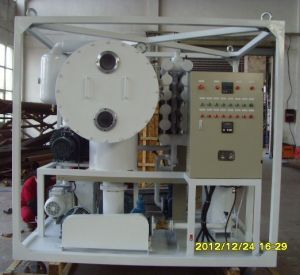 High Vacuum Transformer Oil Purifier with Good Quality pictures & photos