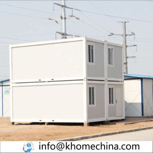 Prefab Living Houses Movable Container Home pictures & photos